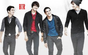Big Time Rush BTR by mikeygraphics