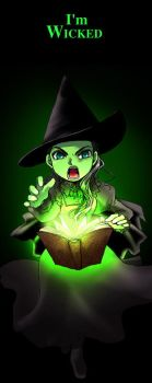 Wicked '3' by 39103-DEN