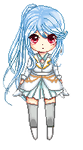 Pixel Art -- Eira by Buujang