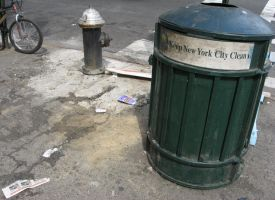 keep new york city clean by bootstrap-beth