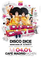 eventflyer disco gym by homeaffairs