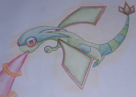 flygon uses hyper beam by mYuAm