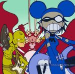 super band by kamladolly
