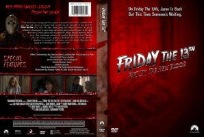 Friday the 13th Pt. 7 Custom DVD Cover by SUPERMAN3D