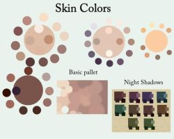 Skin pallet samples by MellissaAF