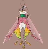 Fashion Adoptable Auction 46 - CLOSED by Karijn-s-Basement