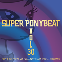 Super Ponybeat Vol. 030 Mock Cover by TheAuthorGl1m0