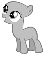 Pwweeaaase?-Filly Earth Pony Base by RiakaPepsiPony