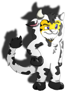 Tom the Cow by Thunderjix