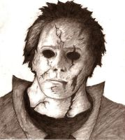 Michael Myers 2007 by planedreamer