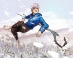 Jack Frost by beanclam