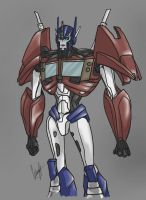 Optimus TFP by Hito-ska