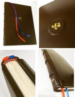 JR-Portfolio-Journal by BCcreativity