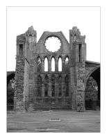 Elgin Cathedral by FataCorvina