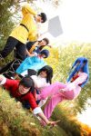 Mousse - Pick on Ranma by Des-Henkers-Braut