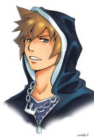 KH2-Sora by enchantma