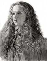 Desperate Romantics: Amy Manson as Lizzie Siddal by SHParsons