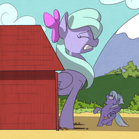 12-29-13 Escape From the Barn by astarothathros