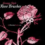 Roses Brushes by myPhotoshopBrushes