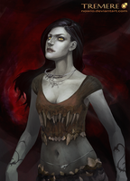 VtM: Bloodlines - Clan Tremere by Nowio