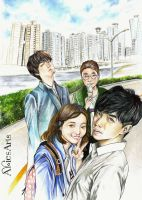 Youre All Surrounded Fanart by Aries85