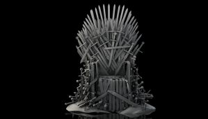 Iron Throne by Nieuwus