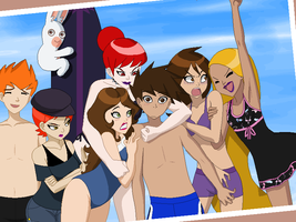 Unnamed Team - Beach by juanito316ss