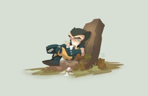 Wolvie says.... by cheeks-74