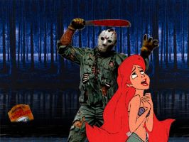 Happy Friday The 13TH 2010 by goodben