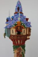 Tower Front by Kiilani