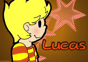 Sideview of Lucas. by NintendoRainbow