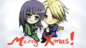 Merry Christmas! by venus-eclipse