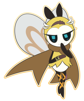 Ednabee by AngelOfPerfectChaos