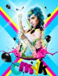 cmyk poster by urbandesing