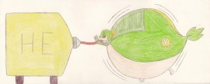 Request:  joshuax152 Snivy inflation by eternalJonathan