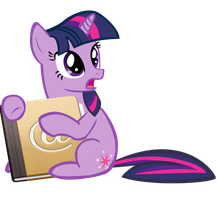 My Little Pony address book mac icon by LaceOfTheMoon