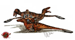 JP-Expanded Utahraptor task force by Teratophoneus