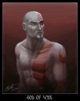 TDN 66-- God of War - Kratos by TheDailyNissan