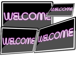 Welcome3 by UJz