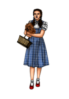 Dorothy by FalseDisposition