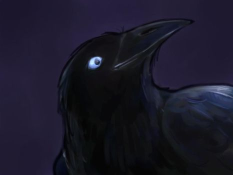 And The Raven by denn