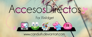 AccesosDirectos - By, Candush by Candush