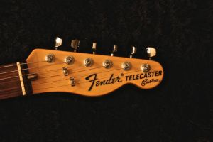 Fender Telecaster Custom by EpoKrhcp