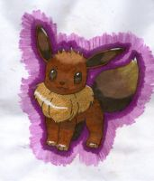 Eevee by twilightlinkjh
