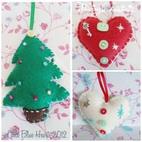 Festive Makes by BlueDumbo
