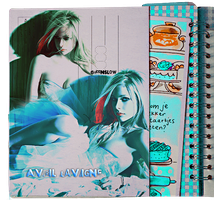 Avril Lavigne Blend by GreenSlOw