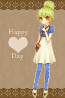 Happy Day by Lorsi