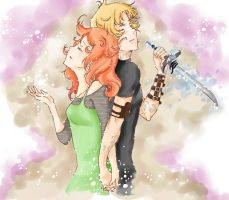 The Mortal Instruments by meguchan91