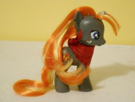 Custom Pony - Cherry Bomb (right side) by towelgirl21