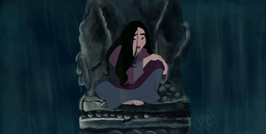 Mulan's Choice by JediMindTrickXx